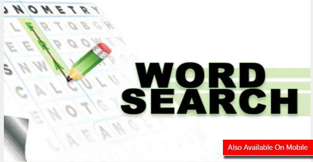 Word Search AARP