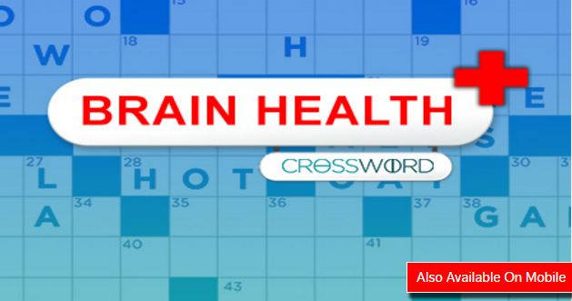 AARP Brain Health Crossword