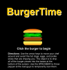 Burger Time - Addicting Games